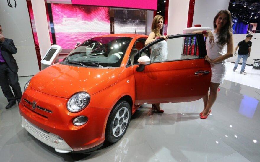 Fiat stendas