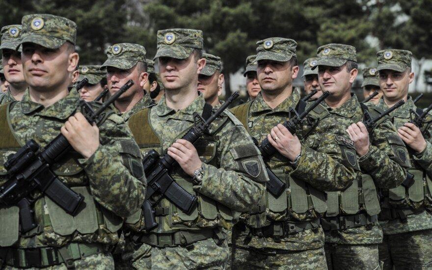 Serbijos armija