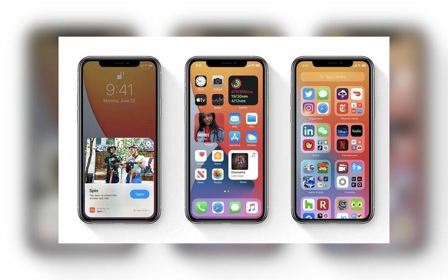 """""""iOS 14"""""""