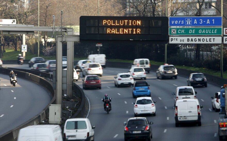 Kelias Prancūzijoje