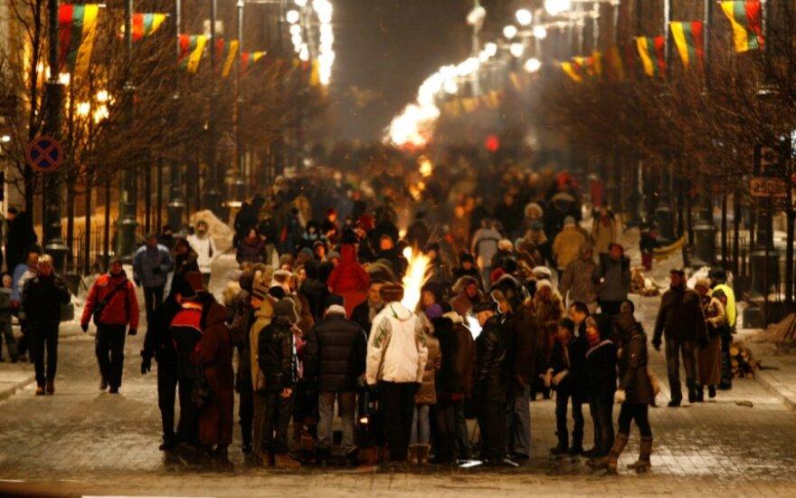 Lietuviams valstybingumą geriausiai įprasmina Vasario 16-oji, ne Kovo 11-oji