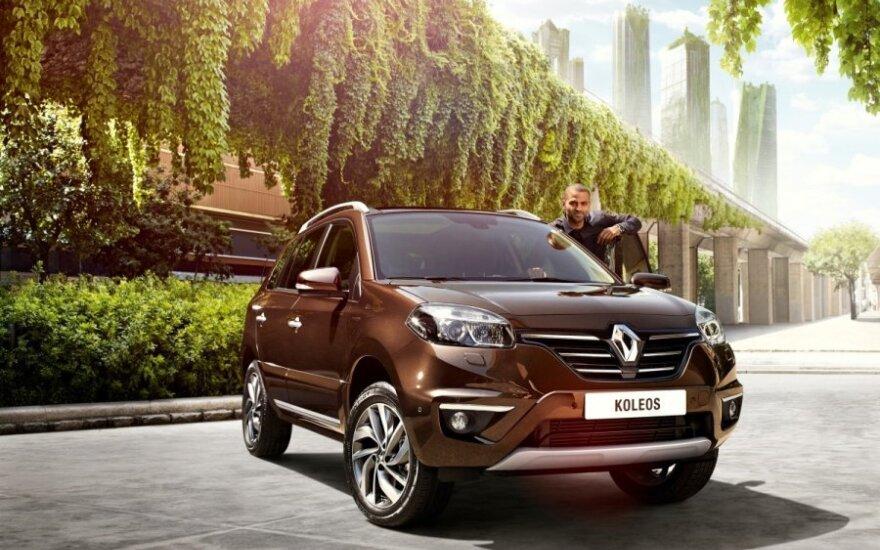 Tony Parkerio ir Renault bendradarbiavimas