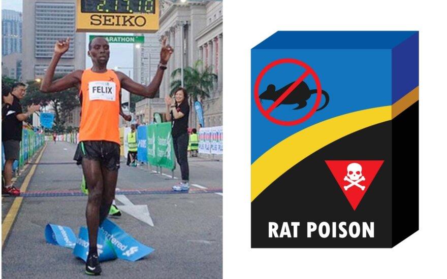 Felixas Kirwa (Foto: IAAF)