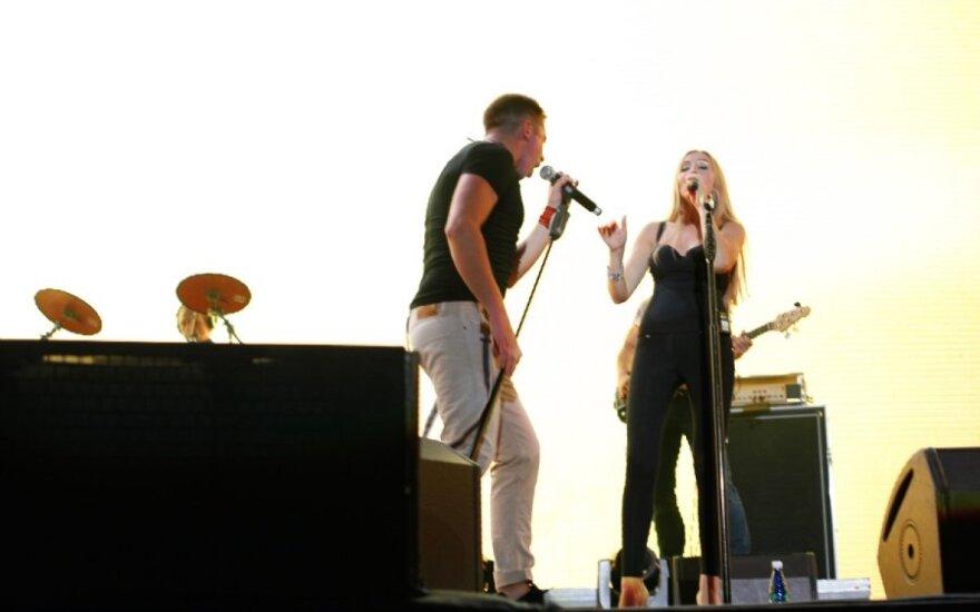 SEL koncertas Klaipėdoje