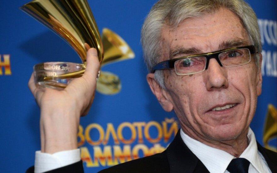 Юрий Николаев впервые вышел в свет после выписки из больницы