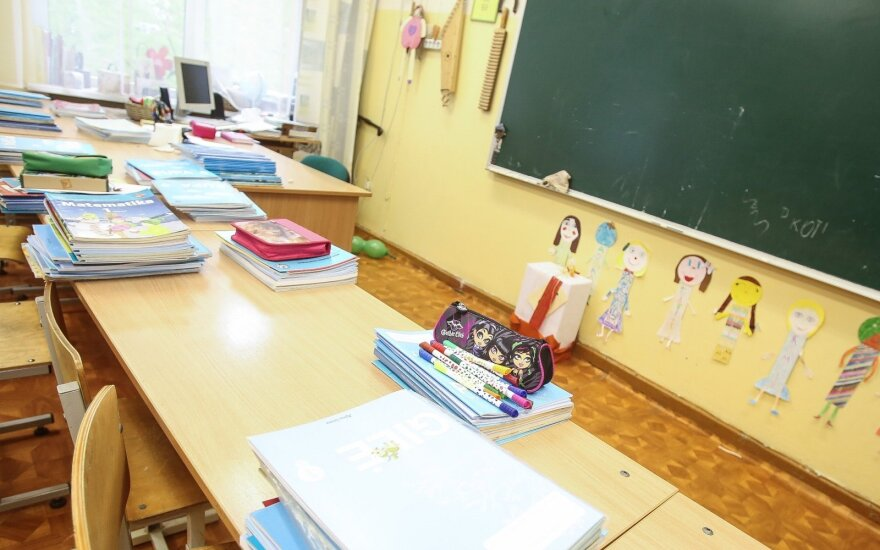 Lithuania ranks 12th in EU on education spending level