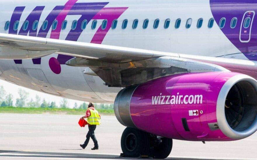 Wizz Air adjusts Vilnius-Kutaisi flight to bypass eastern Ukraine