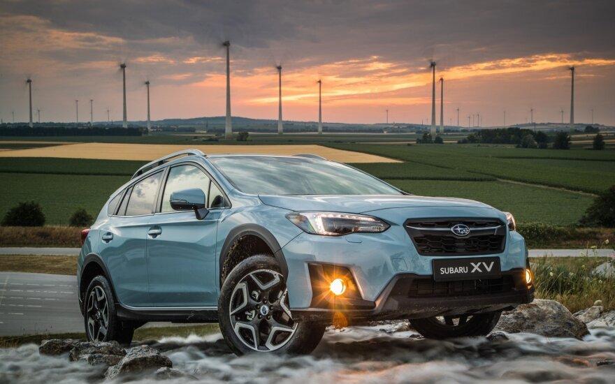 """""""Subaru XV"""""""