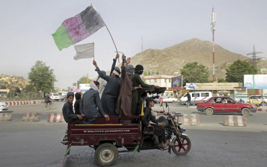 Talibano kovotojai atakuoja Gazni provincijos sostinę