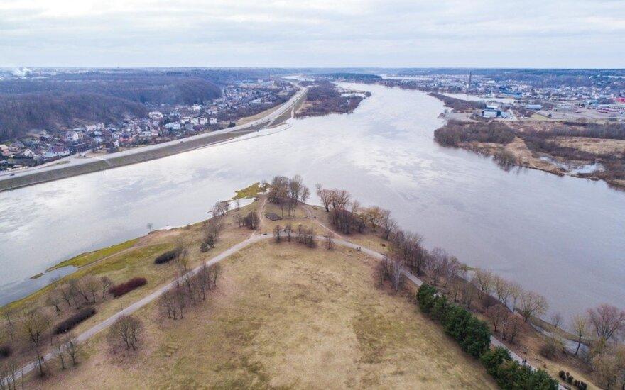 Numatytos ilgai planuoto tilto Kaune statybos