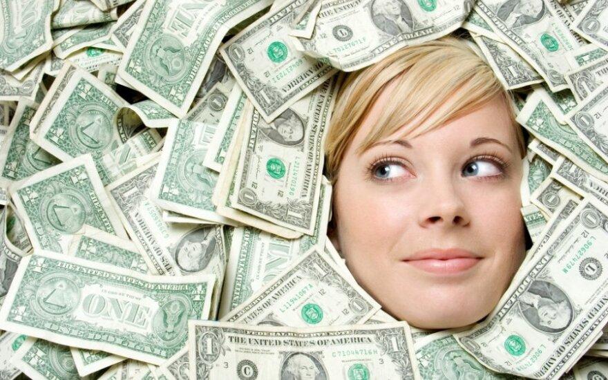 Ar pinigai yra sėkmės paslaptis?