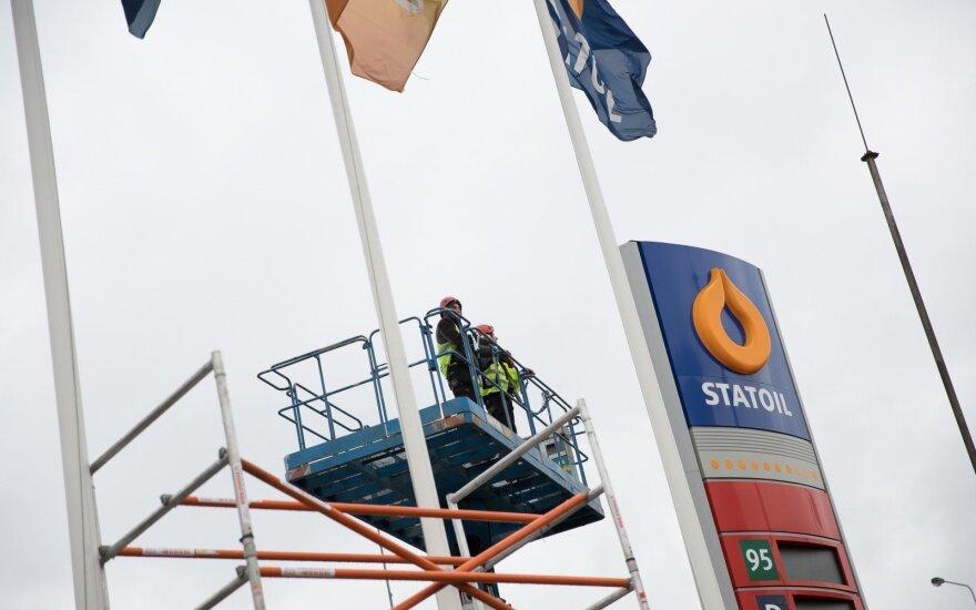 """""""Statoil"""" spręs, ar keisti pavadinimą į """"Equinor"""""""