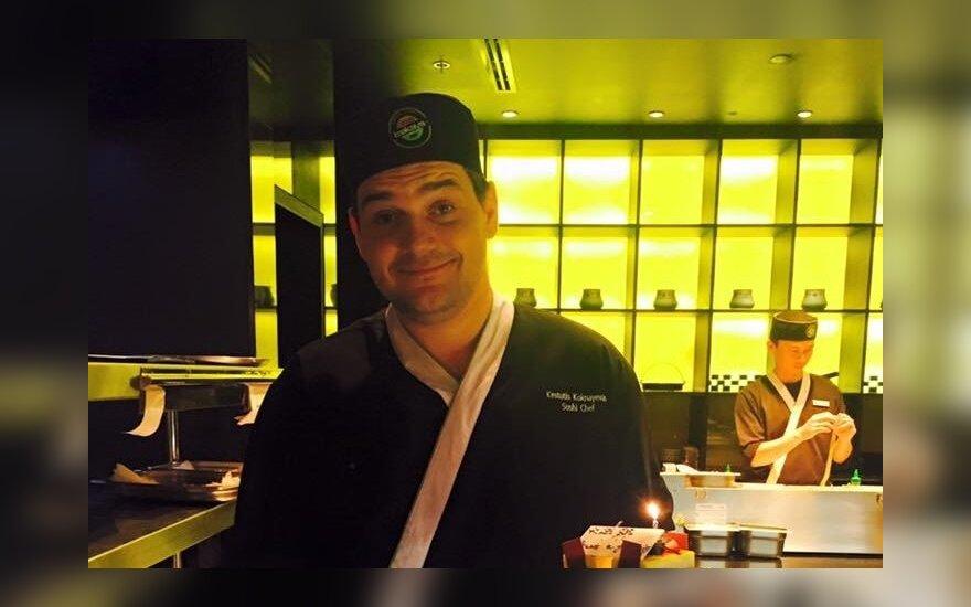 Tik turtuoliams skirtame Saudo Arabijos restorane dirbantis lietuvis: norėčiau grįžti, bet bijau