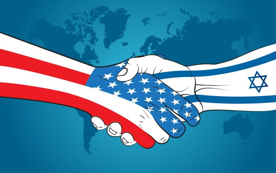 JAV / Izraelis