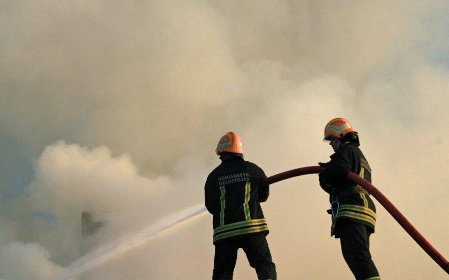 Gyventojai įbauginti: miestelyje siaučia padegėjas
