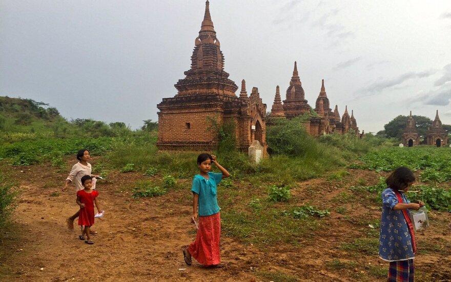 Mianmaras
