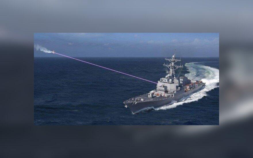 """Kinija: pranešimas apie australų pilotų akinimą lazeriais """"neatitinka faktų"""""""