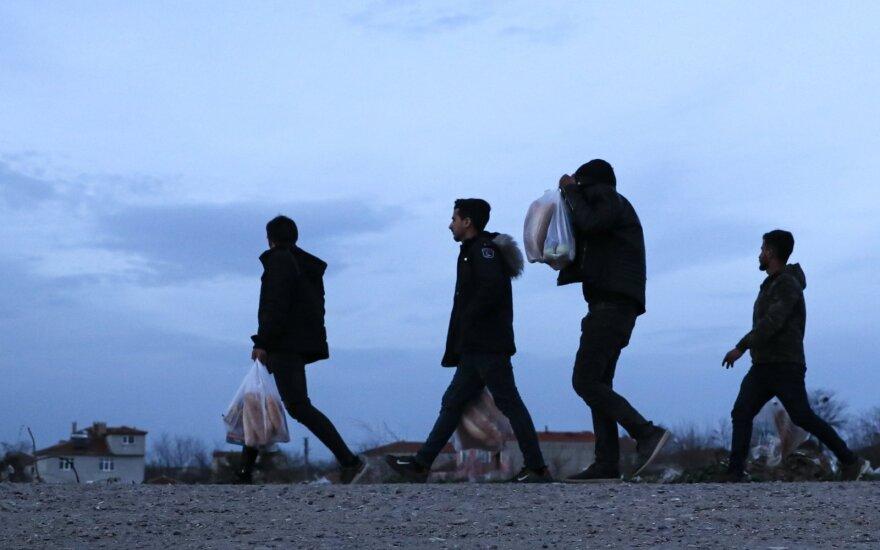Bosnijos migrantų stovykloje per susirėmimus sužeisti keli policininkai