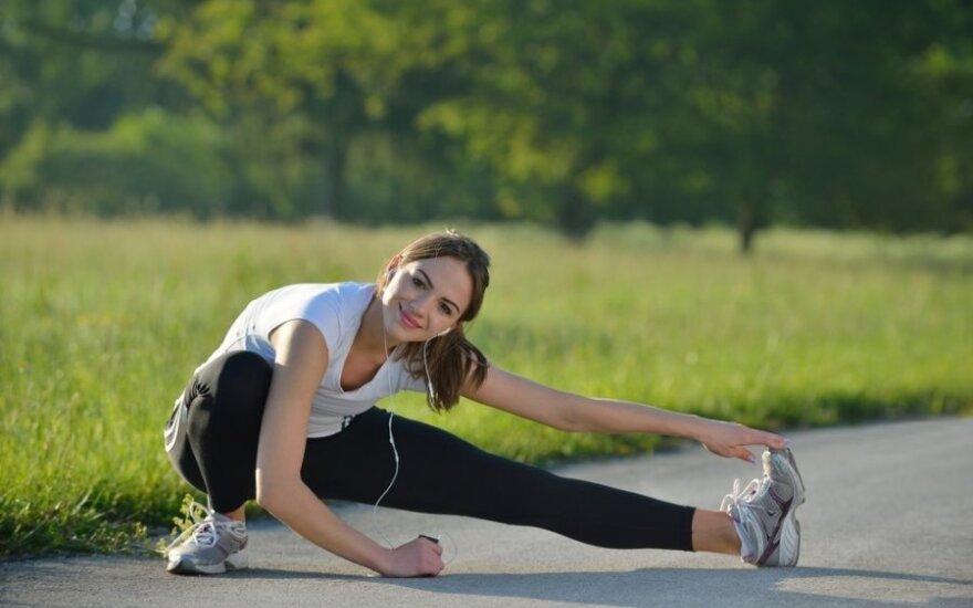 """""""Judam kartu"""" pataria: kaip sportuoti pradedantiems ir pažengusiems"""