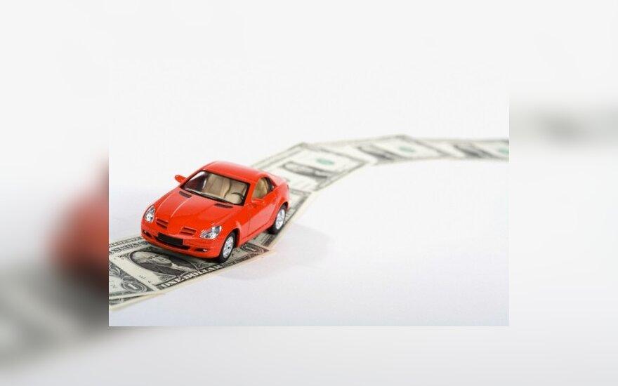 Kinijoje automobilių pardavimas išaugo 48 proc.