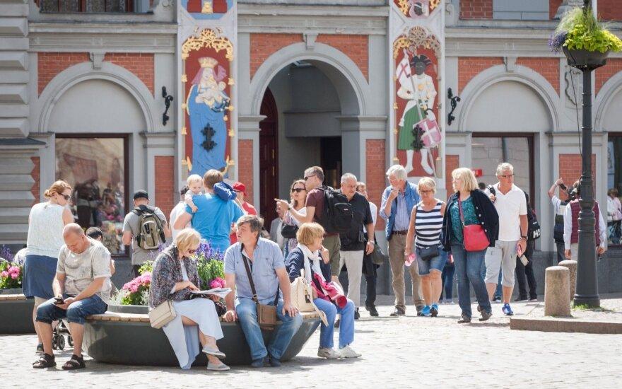 Latvijoje - geros ekonominės naujienos