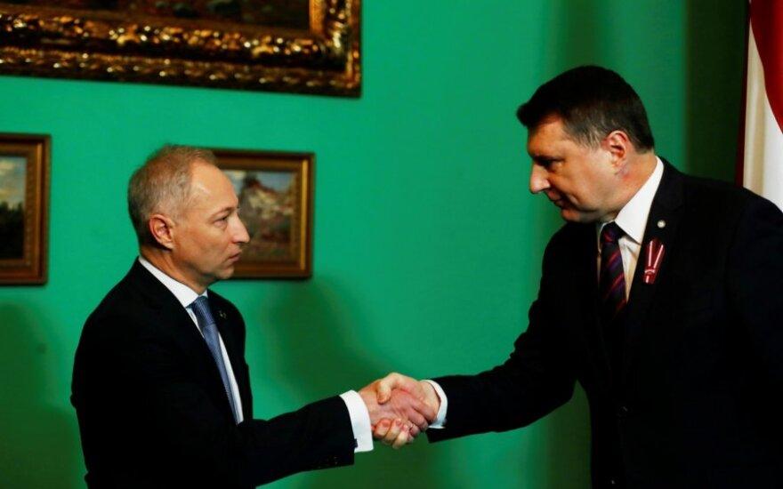 Raimodas Vėjuonis susitinka su NKP lyderiu Janiu Bordanu