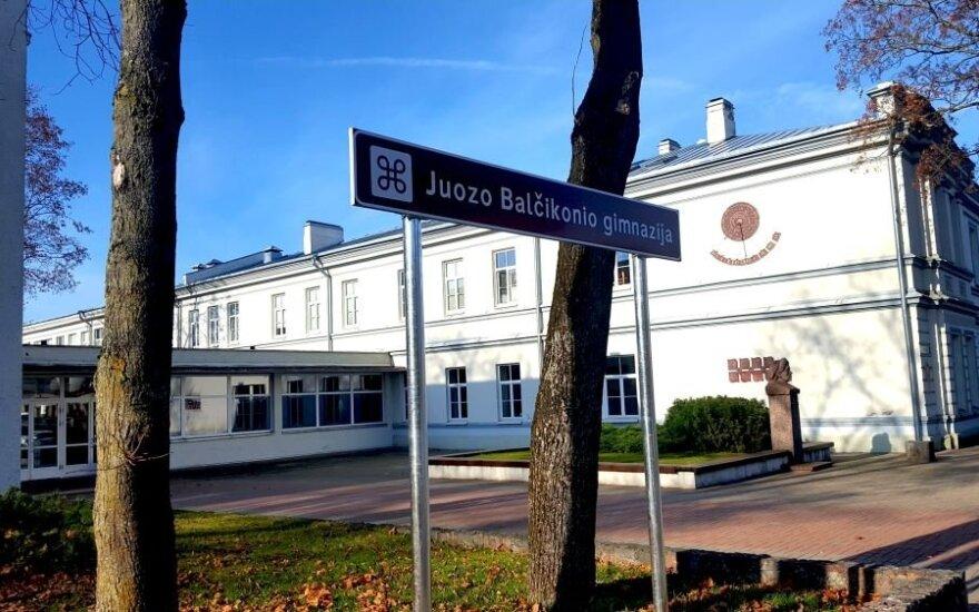 Juozo Balčikonio gimnazija geriausiųjų sąraše pakilo į trečią vietą