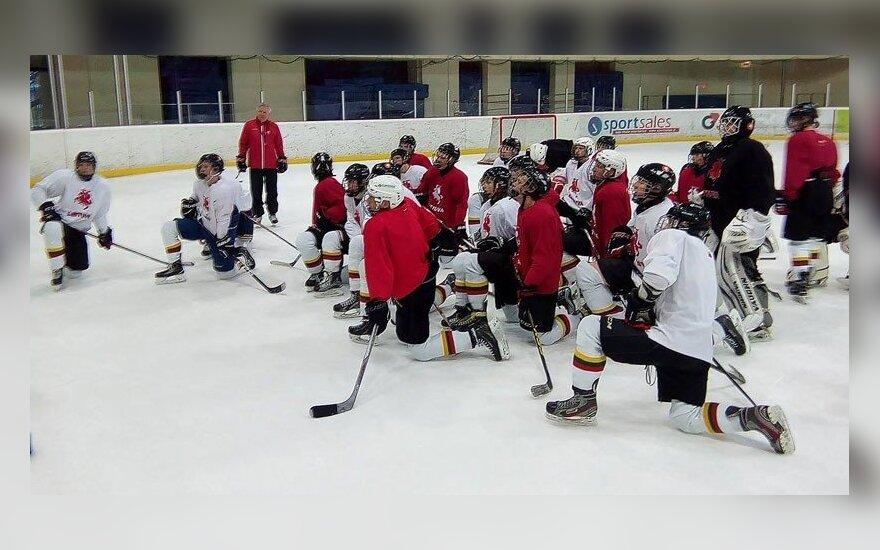 Lietuvos 18-mečių ledo ritulio rinktinė