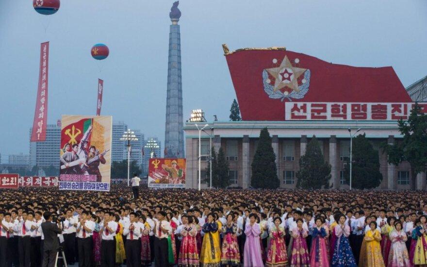 Gyvenimas Šiaurės Korėjoje: kodėl jos žmonės taip nekenčia amerikiečių?