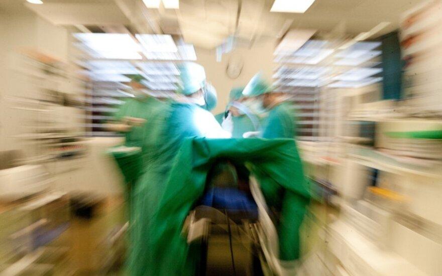 Modernizuojama Panevėžio ligoninė