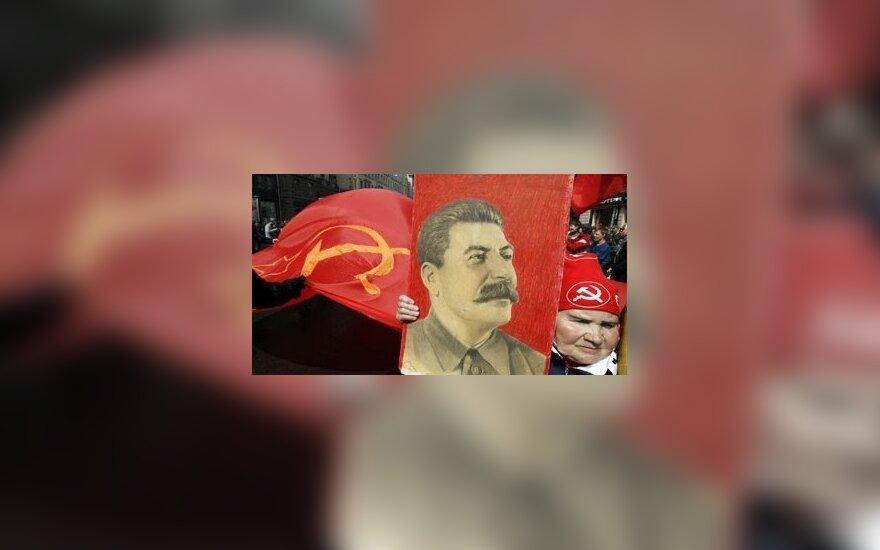 Į stalinizmo pasmerkimą Vilniuje Rusija atsakys rezoliucija