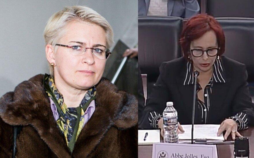Neringa Venckienė, Abbe Jolles