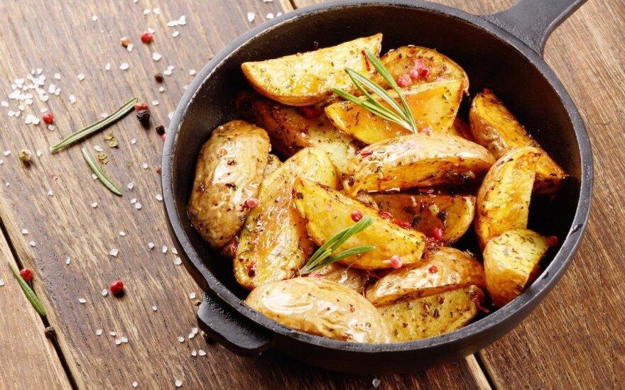 Metus laikosi bulvių dietos: sveikata vis gerėja, o svoris mažėja