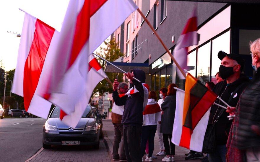 Iš Baltarusijos toliau pilasi kaltinimai Lietuvai: tai visai išeina už sveiko proto ribų