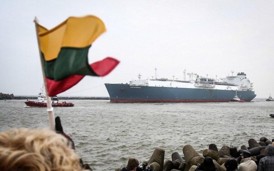 SGD terminalas: dabar viskas Latvijos rankose