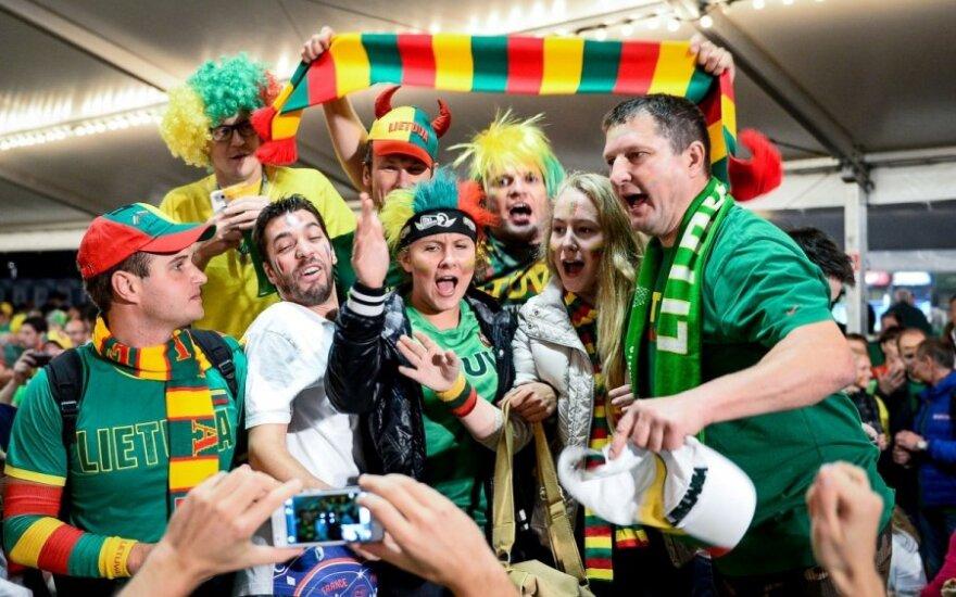 Lietuva ir sportas – stipri ir brangi sąsaja