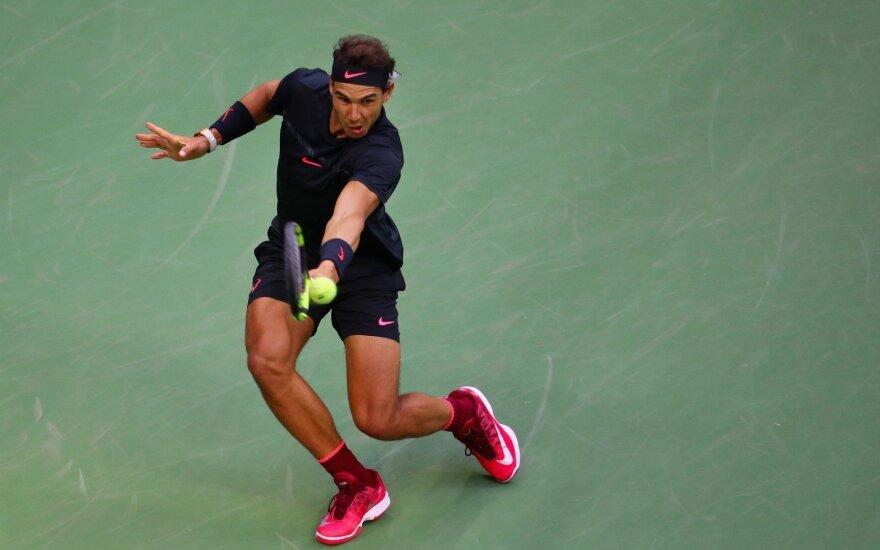 US Open finalas: R. Nadalis - K. Andersonas
