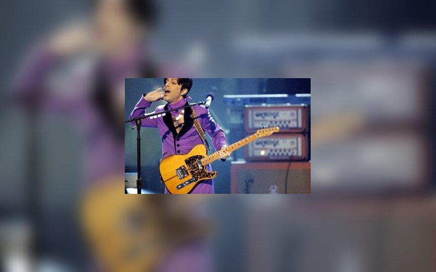 Atlikėjas Prince`as