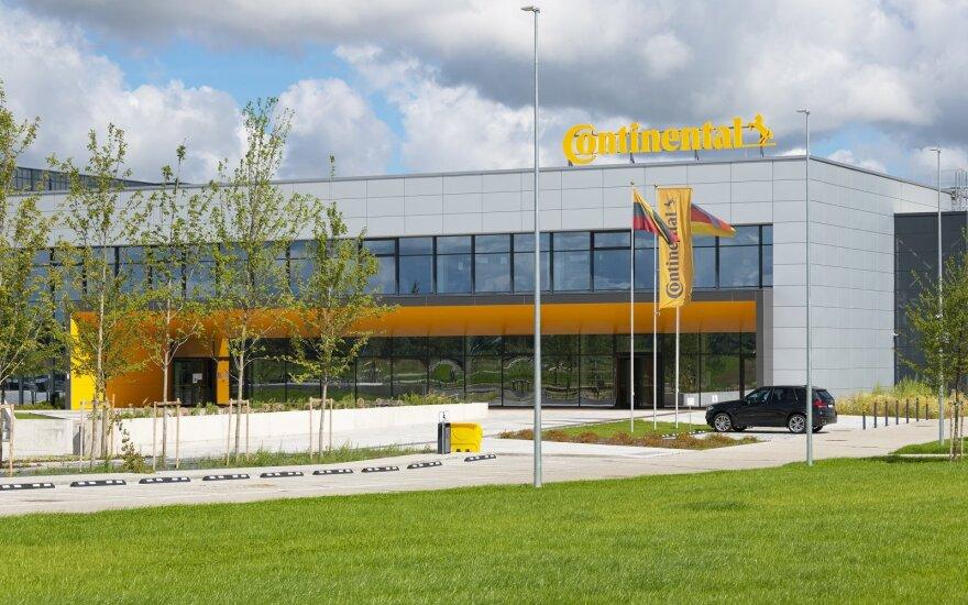 Continental Lithuania gamykla Kaune buvo įvertinta prestižiniu LEED žaliųjų pastatų aukso sertifikatu