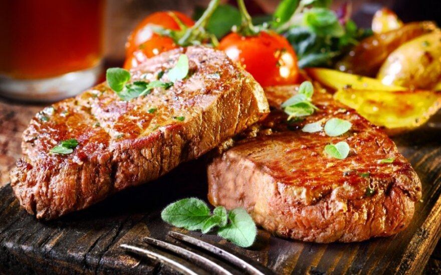 Patarimai, kaip sveikai paruošti mėsą