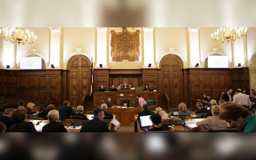 Lietuvis išrinktas Latvijos Saeimos nariu