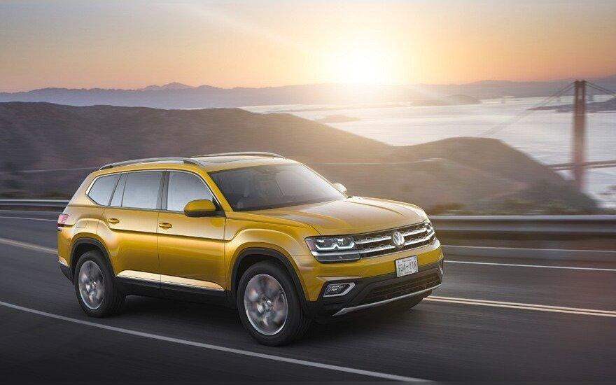 """""""Volkswagen Atlas"""""""