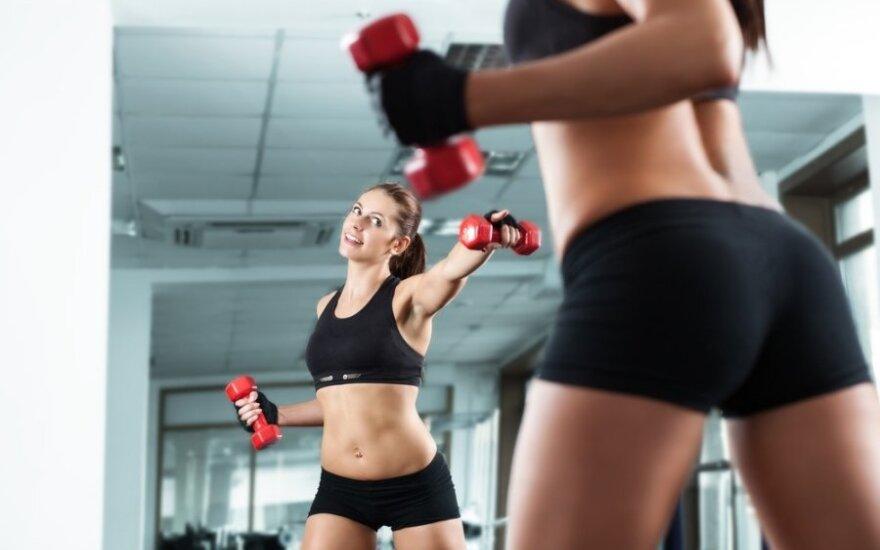 Mitai ir tiesa apie treniruotes: ką didina, ką mažina, o ko visai nevekia