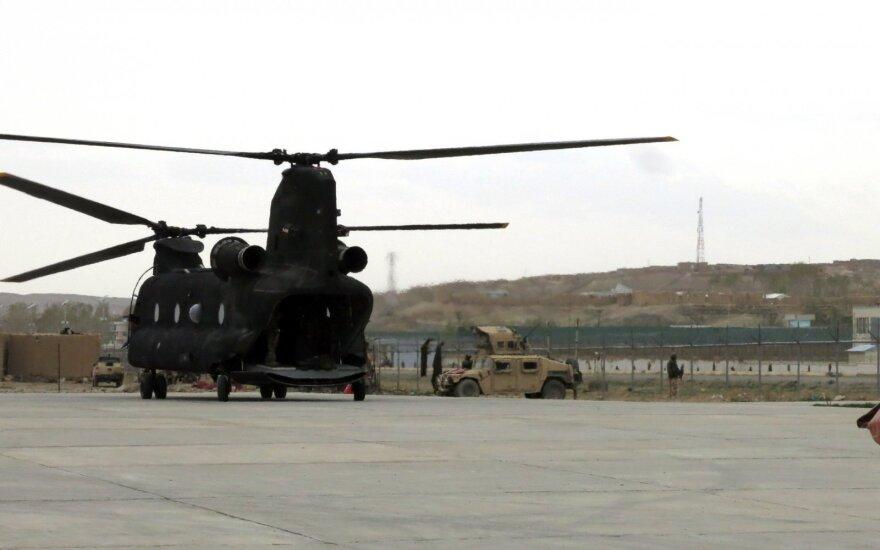 Vasarą pasipildys Lietuvos karių kontingentas Afganistane