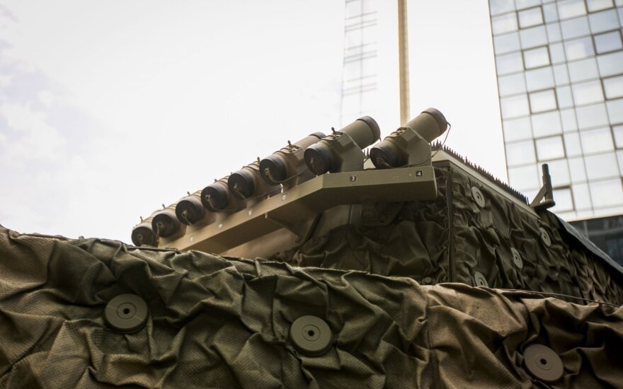 Lithuania to reach agreement with Boxer IFVs supplier in July