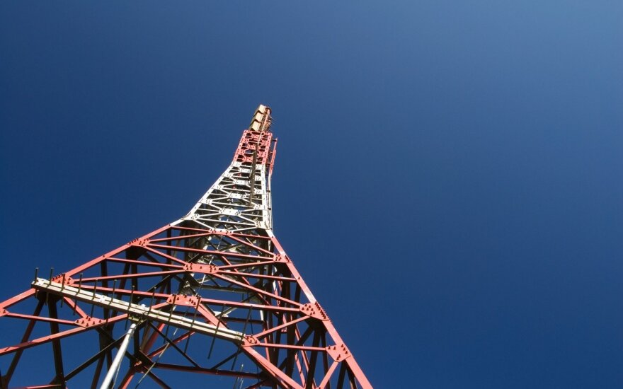 Lithuania to give TV transmitters to Ukrainian TV to help restore broadcasts in Donetsk