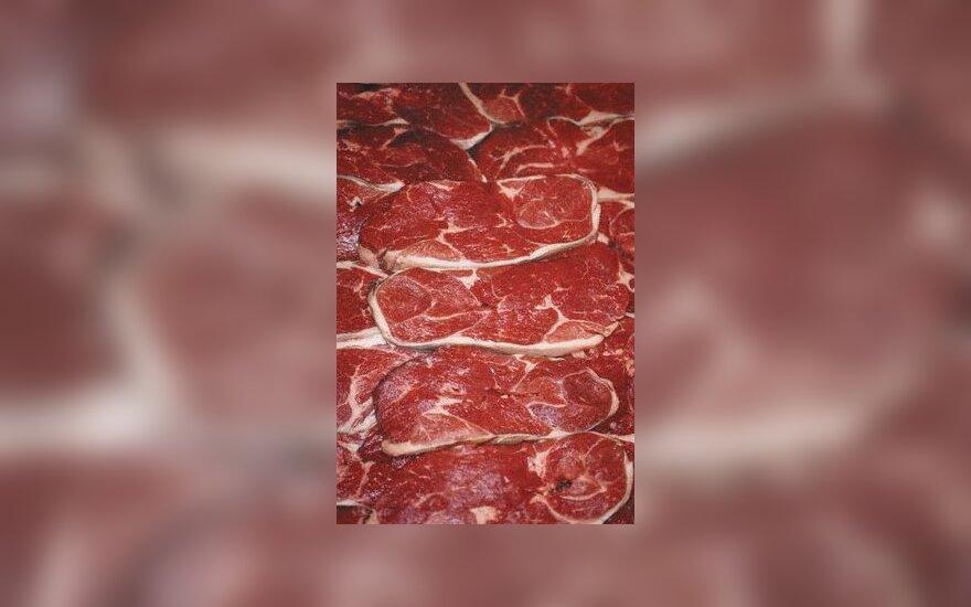 mėsa, jautiena
