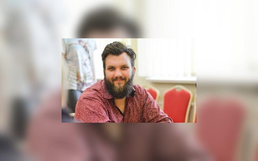 Daugkartinis Lietuvos šachmatų čempionas Tomas Laurušas