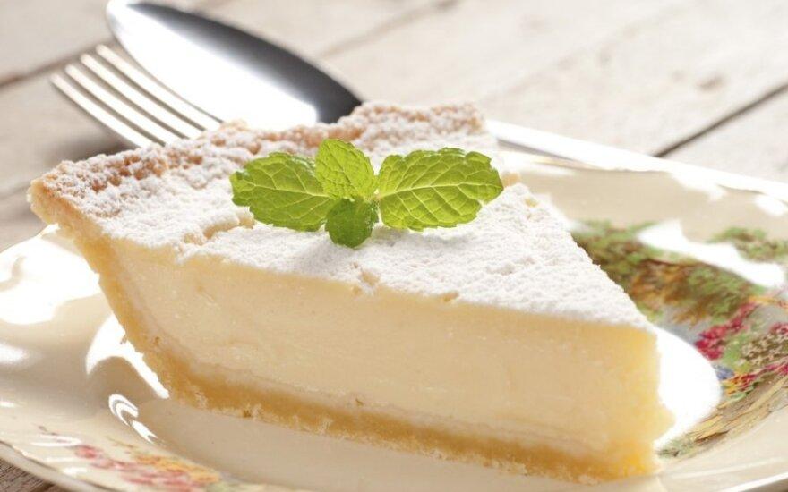 Austriškas citrininis pyragas