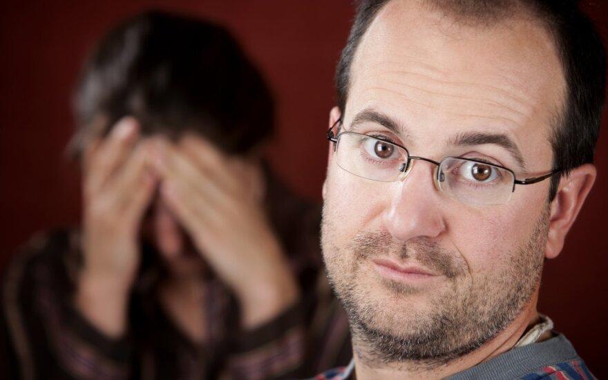 Psichologė: moteriai nepavyks įkvėpti vyro, jeigu jis pats šito nenori